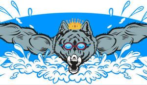 King_wolf_swim