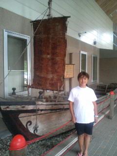 縄文人の航海